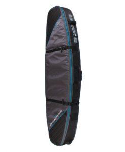 Classic Malibu - Triple Coffin Shortboard: Fish