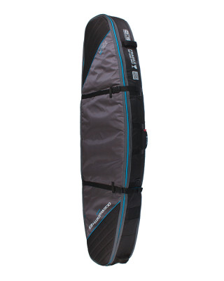 Classic Malibu - Triple Coffin Shortboard: Fish