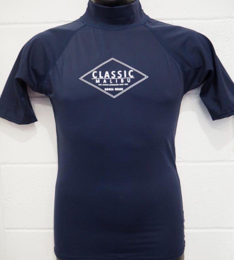 Classic Malibu - Navy Rash Shirt